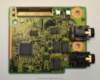 Panasonic Toughbook Audio PCB for CF-18 P/N: DFUP1471ZB(2) - Used